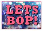 Lets Bop logo